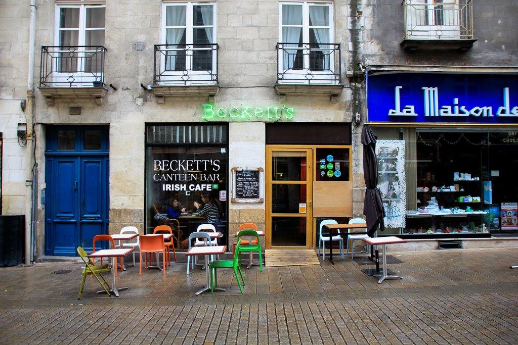 Beckett's Canteen Nantes