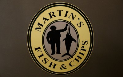 Martin's Fish & Chips closes it's doors
