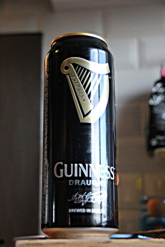 Arty Guinness Shot