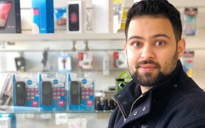 Meet Hamza, our Resident Tech Repair Guy