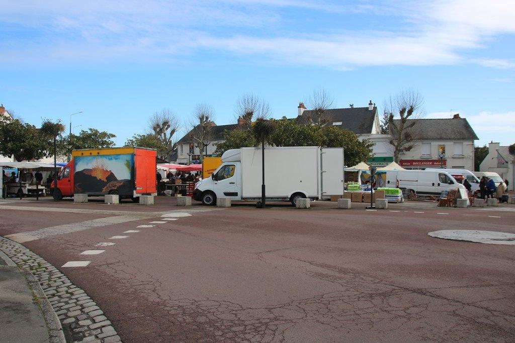 Vieux Doulon Market Square