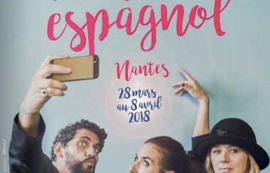 It's the 28th Spanish Film Festival in Nantes