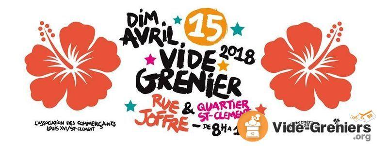Vide Grenier Printemps La Rue Joffre
