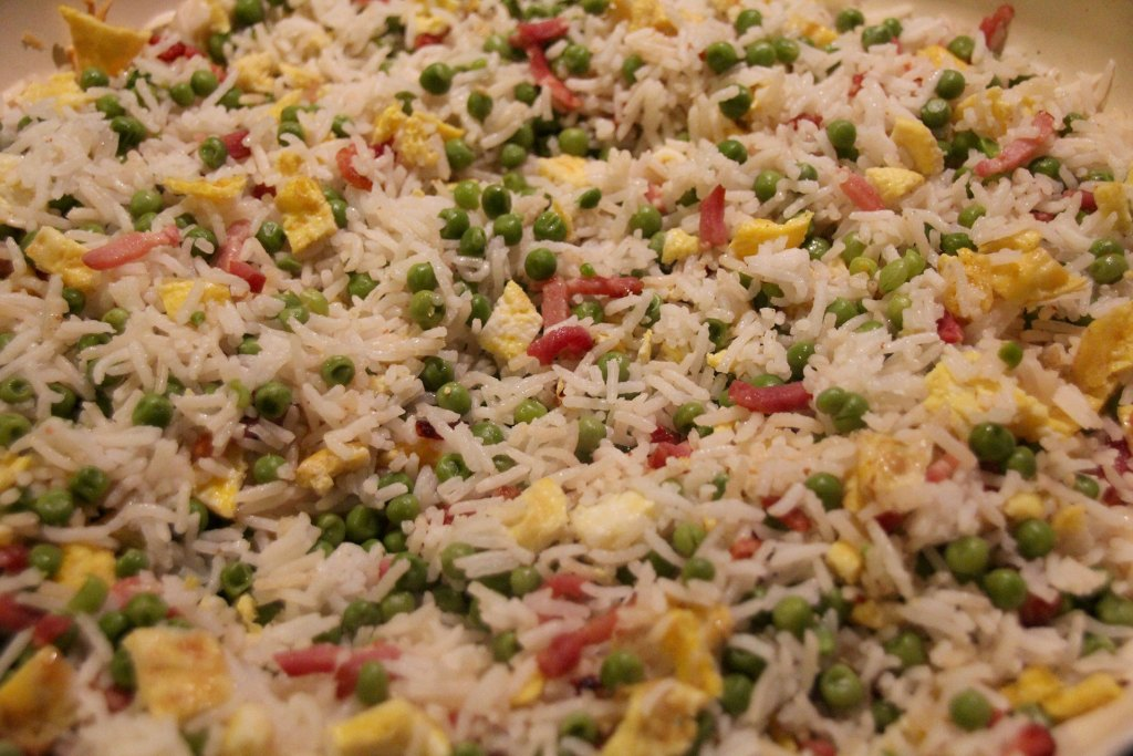 Jimmys Egg Fried Rice