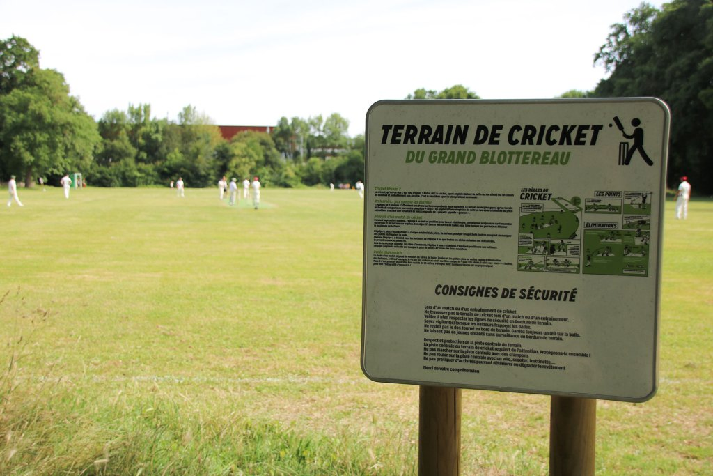 Terrain De Cricket