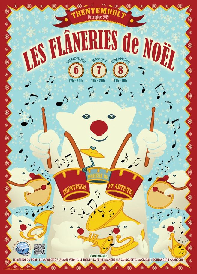 Les Flaneries De Noel