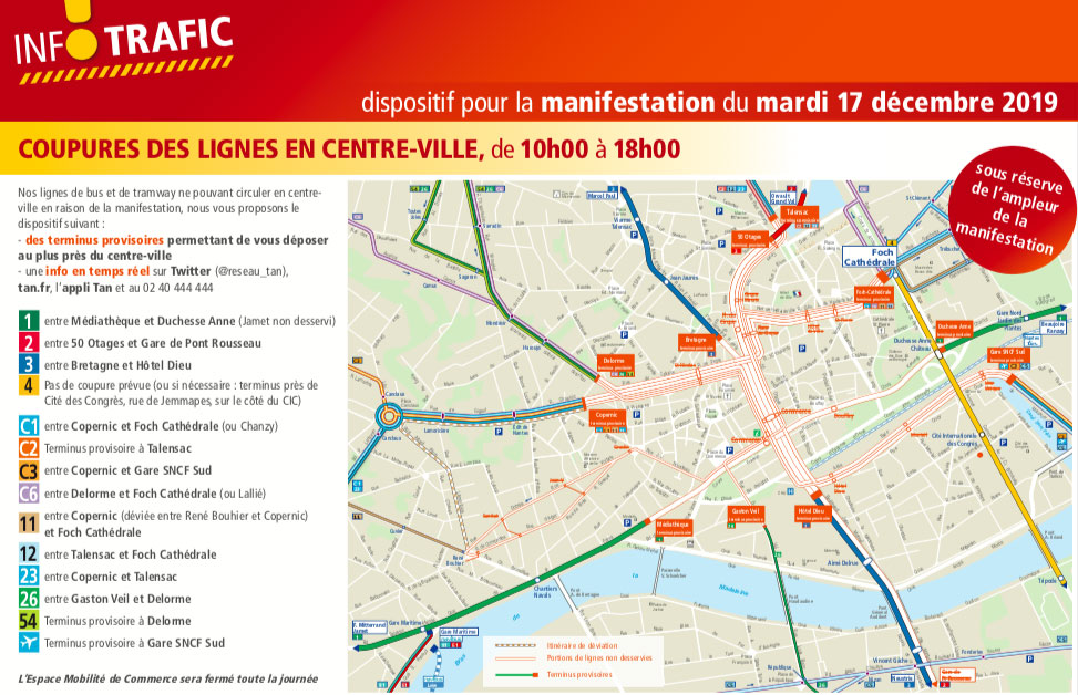TAN December 17th Plan Nantes