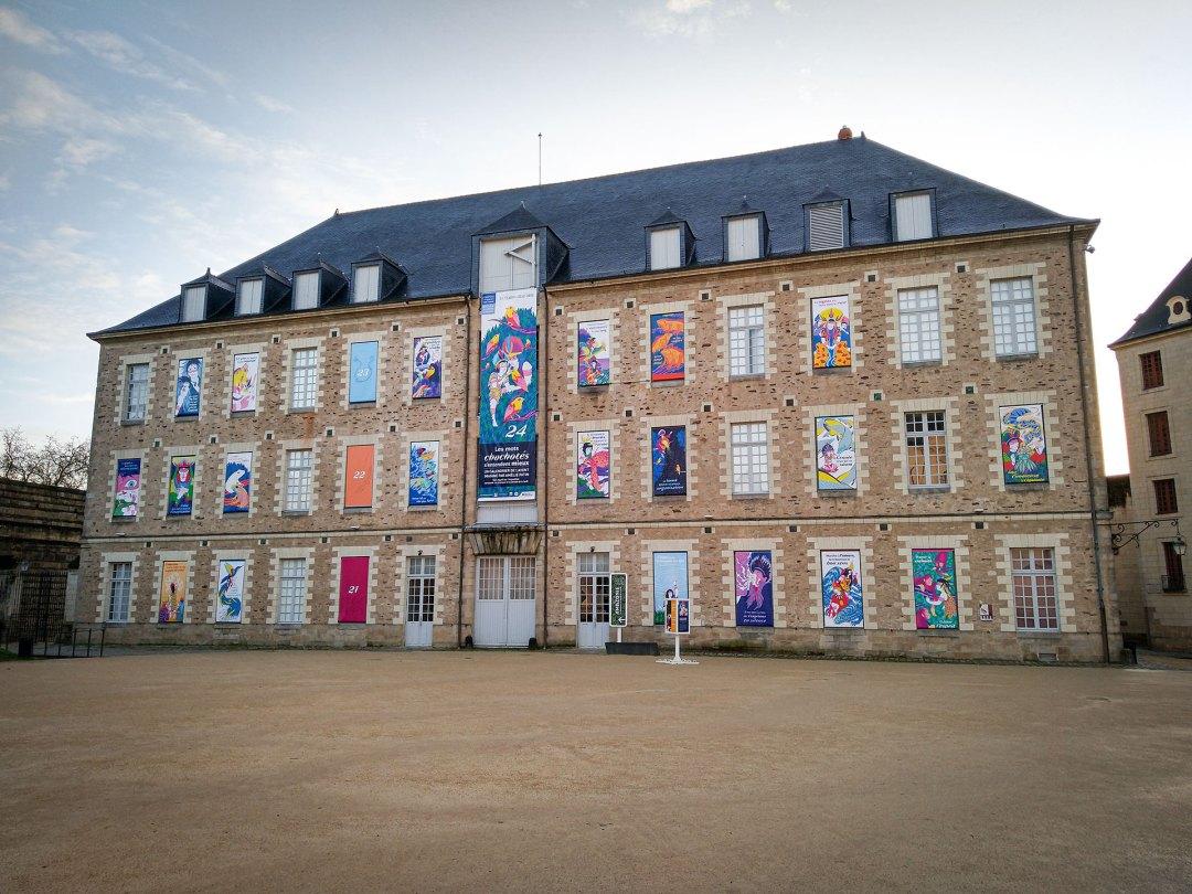 The 2019 Castle Advent Calendar Nantes