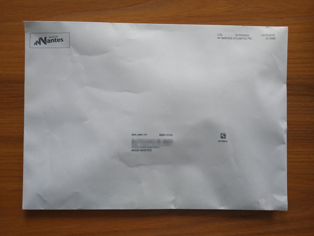 Plain Envelope