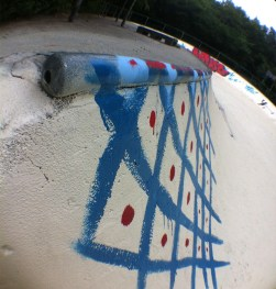 Skatepark de Procé rénové à Nantes