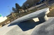 Skatepark de Carquefou 2017 - Ledge