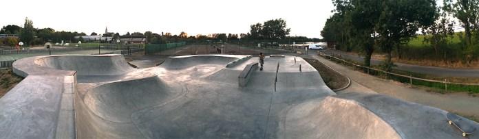 Skatepark Saint-Viaud - 2017