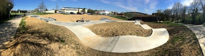 Skatepark de Treillières 2017