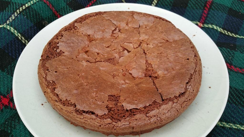 Gâteau au chocolat sans gluten ni lactose