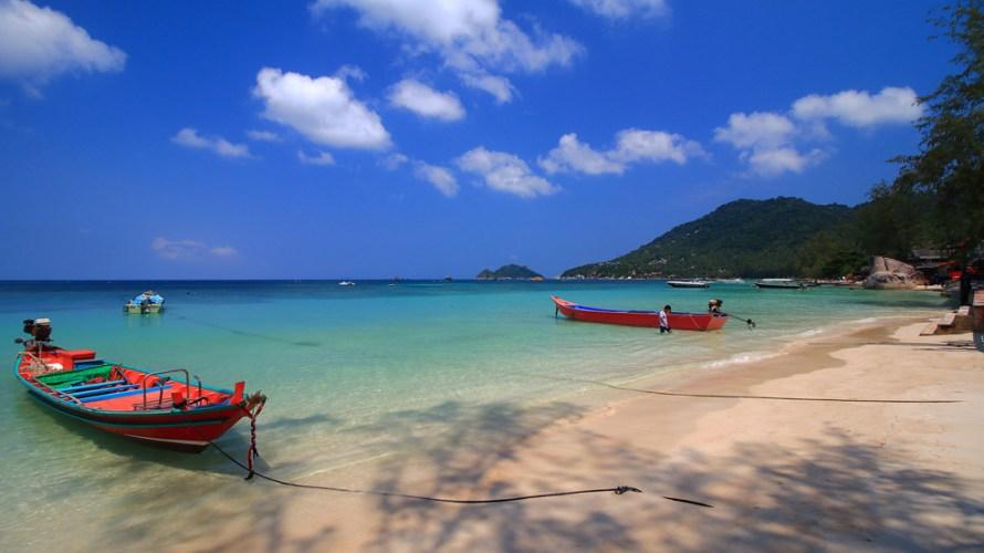 バンコクからタオ島への行き方@タイ【海外観光情報】