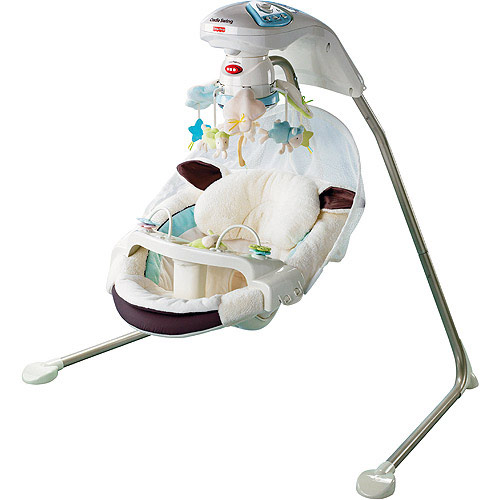 Fisher Price Cradle n' Swing - Nantucket Baby