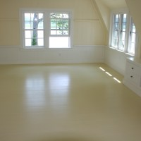 Nantucket Custom Flooring Custom Painted Floor
