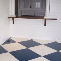 Nantucket Custom Flooring Custom Painted Floor - Nantucket ...