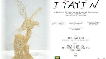 itayin an exhibition