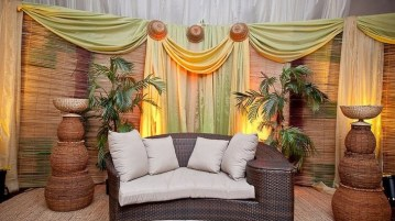traditional wedding set