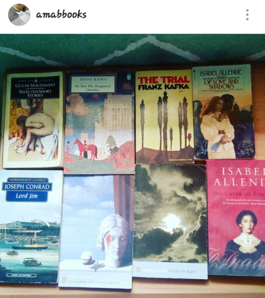 Amab books