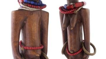 Yoruba Ibeji figures