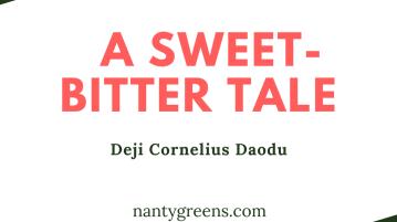 A Sweet-bitter Tale nantygreens