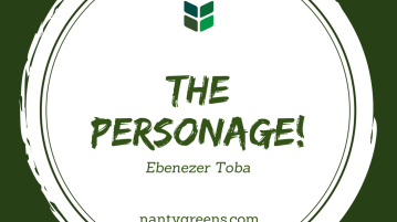 the personage ebenezer toba