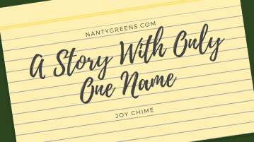 a story with only one name