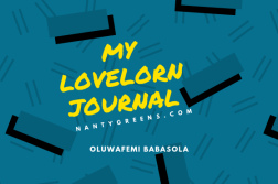 my lovelorn journal nantygreens