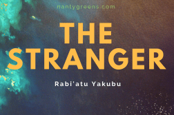 The stranger nantygreens