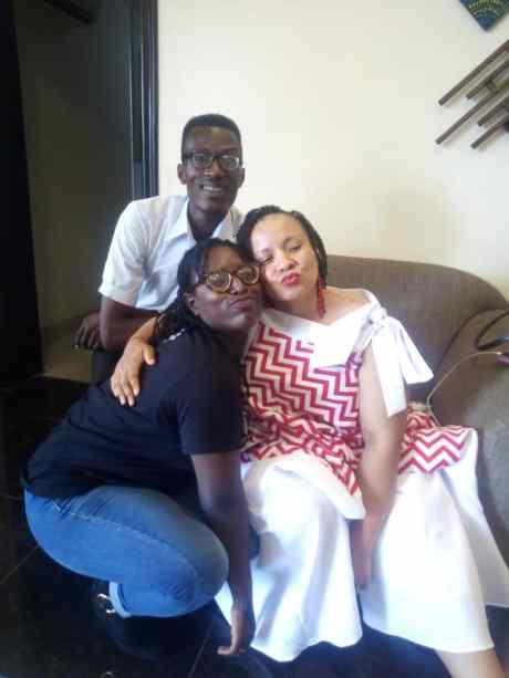 Volunteer LIPFEST18 with Lebo Mashile