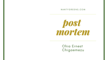 post mortem ohia
