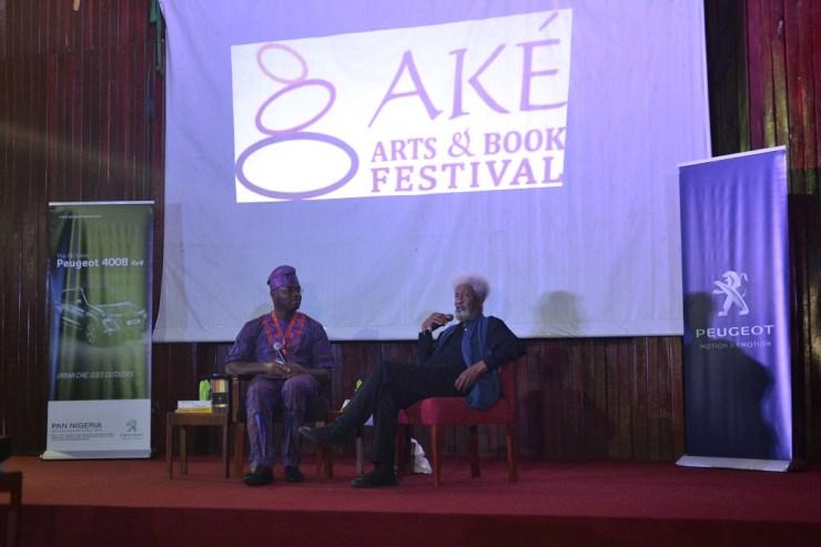 Ake arts&book festival 2014
