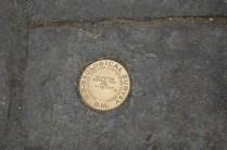 US Geological Survey Marker