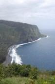 Waipio Valley Coastline