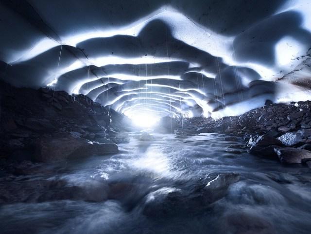 15 фантастических мест на Земле, словно пейзажи с других планет
