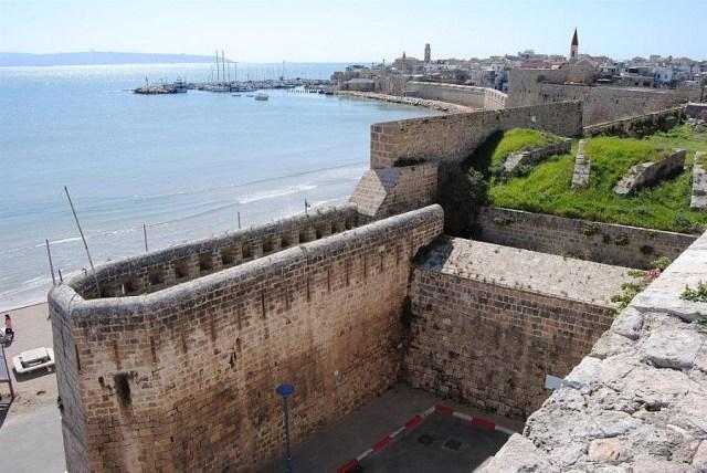 Израиль весь утыкан объектами всемирного наследия ЮНЕСКО