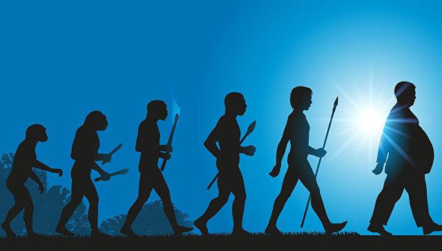 Эволюционные особенности, развившиеся у человека относительно недавно