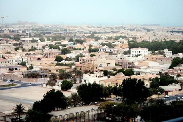 Дубай - недогород в пустыне