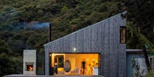 Уютный дом для молодой семьи в Новой Зеландии