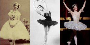 Как укорачивалась балетная пачка