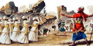 Израильские ученые утверждают: Описанные в Библии события не происходили