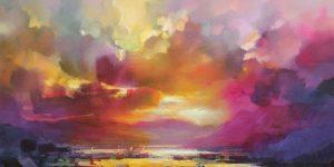 Разноцветные небеса Скотта Нейсмита