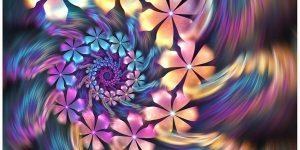 Фрактальные изображения - Это невероятно, красиво и фантастично!