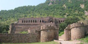 Бхангар - призрачный город в Индии