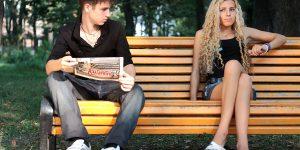 Мужчине трудней завязать отношения. Но женщины об этом не догадываются.