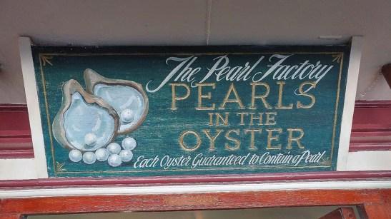 A loja é muito fácil de achar! Fica na Mariner's Wharf.