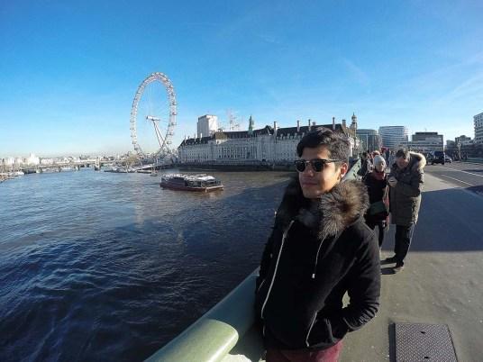 Vista para London Eye