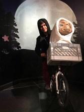 Eu e o ET.